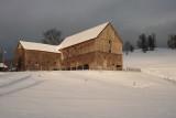 13 Hewittville barn