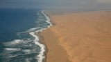 Where the sand meets the sea