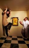 Trick Art Exhibition Photo Session