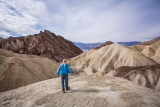 Death Valley Golden Canyon