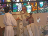 Jack's ordination to Deacon