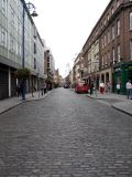 Walk towards Temple Bar
