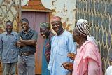 Attendants to the Fon of Nso, Kumbo