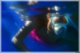Premier essai sous l'eau