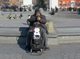January 6, 2013 Photo Shoot - Greenwich Village, Washington Square Park NYC