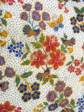 A Bedspread Textile Pattern