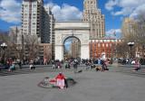 March 30, 2013 Photo Shoot - Washington Square Area