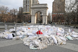 April 7, 2013 Photo Shoot - After Annual Pillow Fight at Washington Square Park