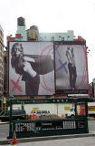 Subway & Calvin Klein Billboard at Crosby Street