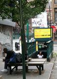 Subway at Bleecker Street