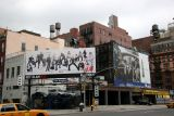 Billboards at Bond Street