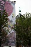 Perfume Billboard & Saint Anthony's Church