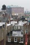 West Greenwich Village on a Rainy Day