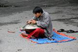 Peruvian Musician