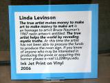 Linda Levinson Marker