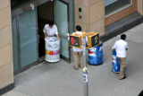 Refreshments at NYU Student Center