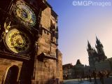 Astronomic clock, Old Town Hall, Prague