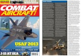 Combat Aircraft Monthly Magazine. Feb 2013