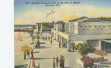 Lido Casino Postcard, Front
