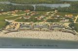 Lido Casinok, Air View Postcard, Front