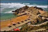 Beach of Formosa in Santa Cruz - Portugal