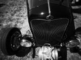 Ford B&W