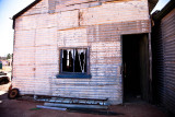 Miners abandoned house,  Gwalia (ghost town)