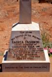 In memory of a brave man, Andrea Fasanini
