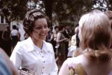 A friend's wedding Spring 1970