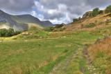 Lake District footpath