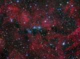 NGC 6914a/b (vdB-131, vdB-132) in Cygnus