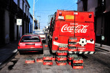 Coca Cola--on the streets of Oaxaca, Mexico