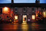Christmas Lights Castleton 2013