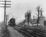 Heading east past Topton Furnace (early 1900)