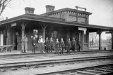 Topton station (circa early 1900s), PA
