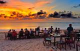 Sunset Dinner at Ganesha Seafood