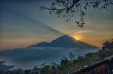 Sunrise Mount Kintamani