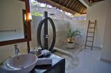 Bathroom & Shower at the Palm Garden