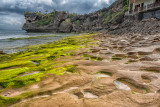 Exposed Tide Pools