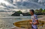 Balinese Surfer