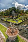 Grounds of Taman Ujung Water Palace