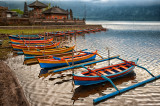Quiet on Lake Bratan