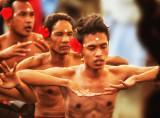 Trance-like Kecak Dance