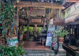 Entry of Cafe Wayan