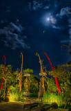 Bali Under a Full Moon