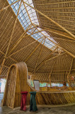 Green School Interior