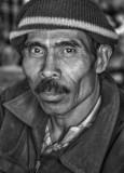 Portrait in Morning Market