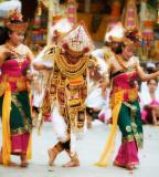 Temple Celebration Dances