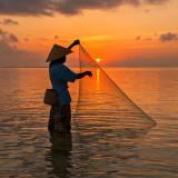 Hauling in Nets