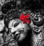 Tradtional Balinese Statue